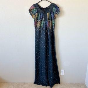 Vintage Liberty House of Hawaii Size 6 Maxi Dress